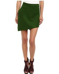Vivienne Westwood Gold Label Mini Infinity Skirt - Lyst
