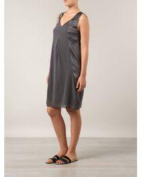 Transit - Panelled Shift Dress - Lyst