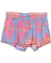 Faherty Brand - Kiawanda Printed Shorts - Lyst