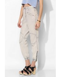 BDG - Mid-rise Structured Jogger Pant - Lyst