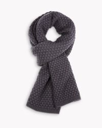 Theory | Hubell Scarf In Cashwool | Lyst