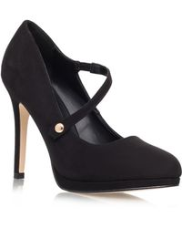 Miss Kg Claire High Heeled Court Shoe - Lyst