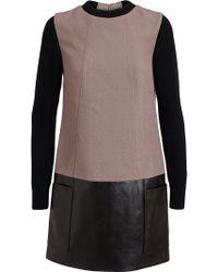 Jason Wu Colour Block Tunic Dress - Lyst