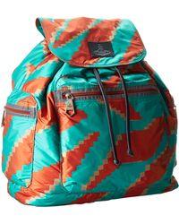 Vivienne Westwood Green Tiger Backpack - Lyst