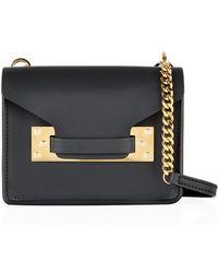 Sophie Hulme Nano Envelope Bag - Lyst