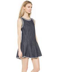 O'2nd - Disco Dress - Navy - Lyst