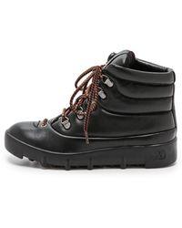 Joe's Jeans - Averey Hiker Boots - Black - Lyst