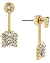 BCBGeneration - Oh My Stars Ear Jacket And Stud Earrings Set - Lyst