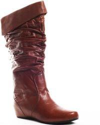 Steve Madden Cybul Boot - Lyst