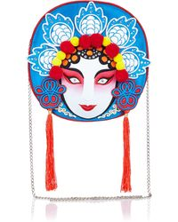 Charlotte Olympia Multicolor Concubine Bag - Lyst