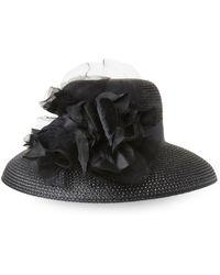 Kathy Jeanne - Derby Hat - Lyst