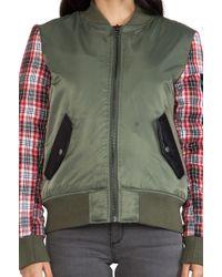 April, May - Bun Jacket - Lyst