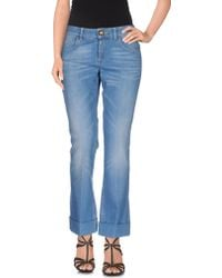 Gucci | Denim Trousers | Lyst