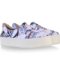Opening Ceremony Slip-On Sneakers - Lyst