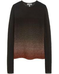 Mulberry | Mini Swan Intarsia Cashmereblend Sweater | Lyst