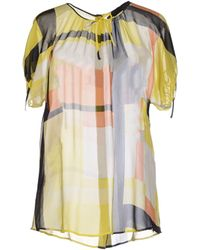 Love Moschino Blouse - Lyst