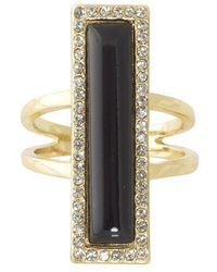 House of Harlow 1960 - Illuminating Rectangle Ring - Lyst