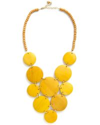 Mata Traders Strewn with Sunlight Necklace - Lyst