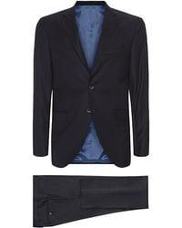 Hackett 120s Mayfair Suit - Lyst