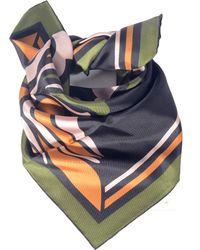 Gucci Multicolor Foulard - Lyst