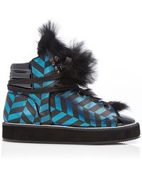 Nicholas Kirkwood Polly Neige High Top - Lyst