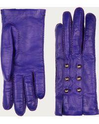 Bally - Lamb Nappa Gloves - Lyst