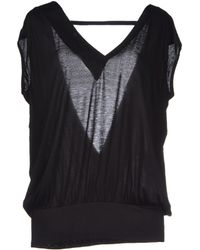 Dondup Top - Lyst