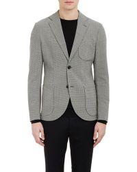 Giorgio Armani Two-Button Tokyo Jacket black - Lyst