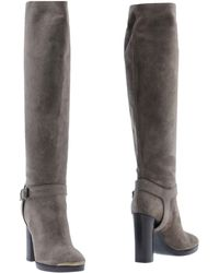 Lanvin Boots - Lyst