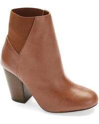 BCBGeneration Lillyan Heeled Ankle Boots - Lyst