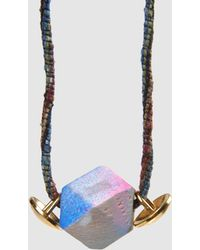 Stefania Pia - Necklace - Lyst