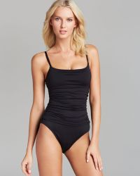 La Blanca Island Goddess One Piece Swimsuit - Lyst