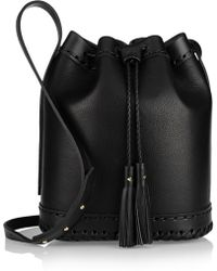 Wendy Nichol Carriage Large Leather Bucket Bag - Lyst