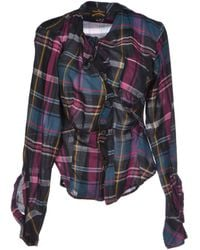 Vivienne Westwood Anglomania Shirt - Lyst