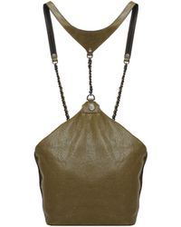 Alice + Olivia - Unique Jagger Backpack - Lyst