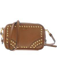 Prada Under-Arm Bags - Lyst