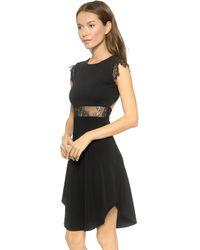 Chalk 6th Dress - Black - Lyst