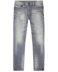 Diesel Tepphar Carrot Jeans - Lyst