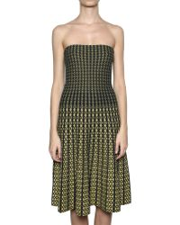 Roberto Collina Cotton Jacquard Dress - Lyst