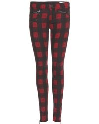 Rag & Bone | Rbw23 Checked Trousers | Lyst