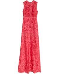 Elie Saab Sl Lace Gown #23 - Lyst