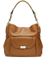 Vince Camuto Vc Signature Vinny Bucket - Lyst