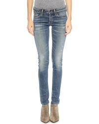 Citizens Of Humanity Racer Skinny Jeans  Folklore - Lyst