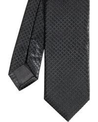 H&M   Textured Tie   Lyst