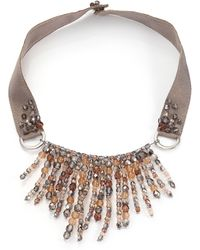 Peserico - Icicle Necklace - Lyst