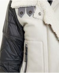 Frauenschuh - Reversible Shearling Jacket - Lyst