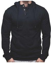 Quarterlife Clothing - Lightweight Hoody - Lyst