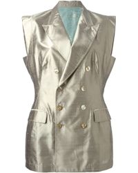 Jean Paul Gaultier Sleeveless Suit - Lyst