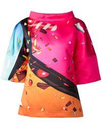 Manish Arora Candyland Tshirt - Lyst