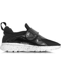 Carven - Black Running Sneaker - Lyst